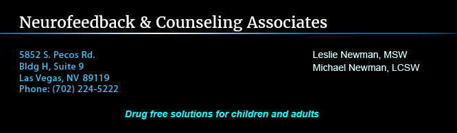 Neurofeedback & Counseling Associates, Inc. - Denver, Colorado and Las Vegas, Nevada