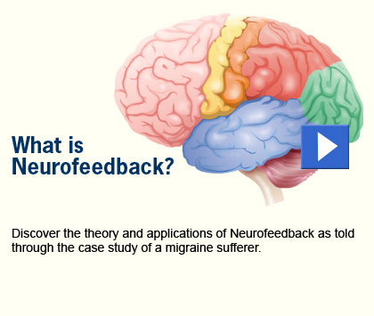 What is Neurofeedback - Discover the theory and applications of Neurofeedback as told through the case study of a migraine sufferer